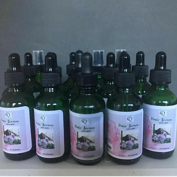 Image of INCHES Hair Serum