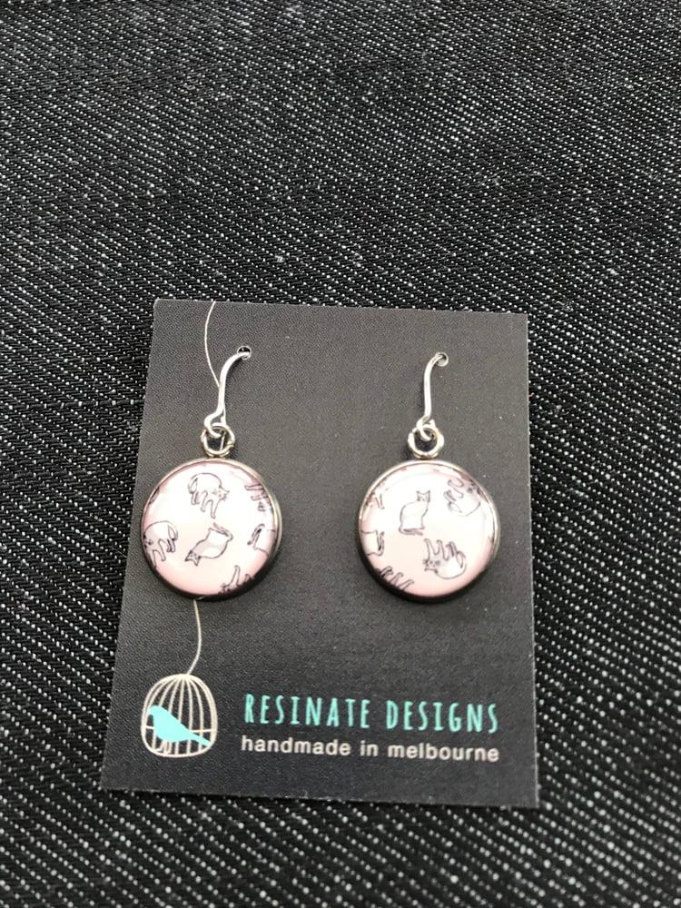 Image of Resinate earrings # 3