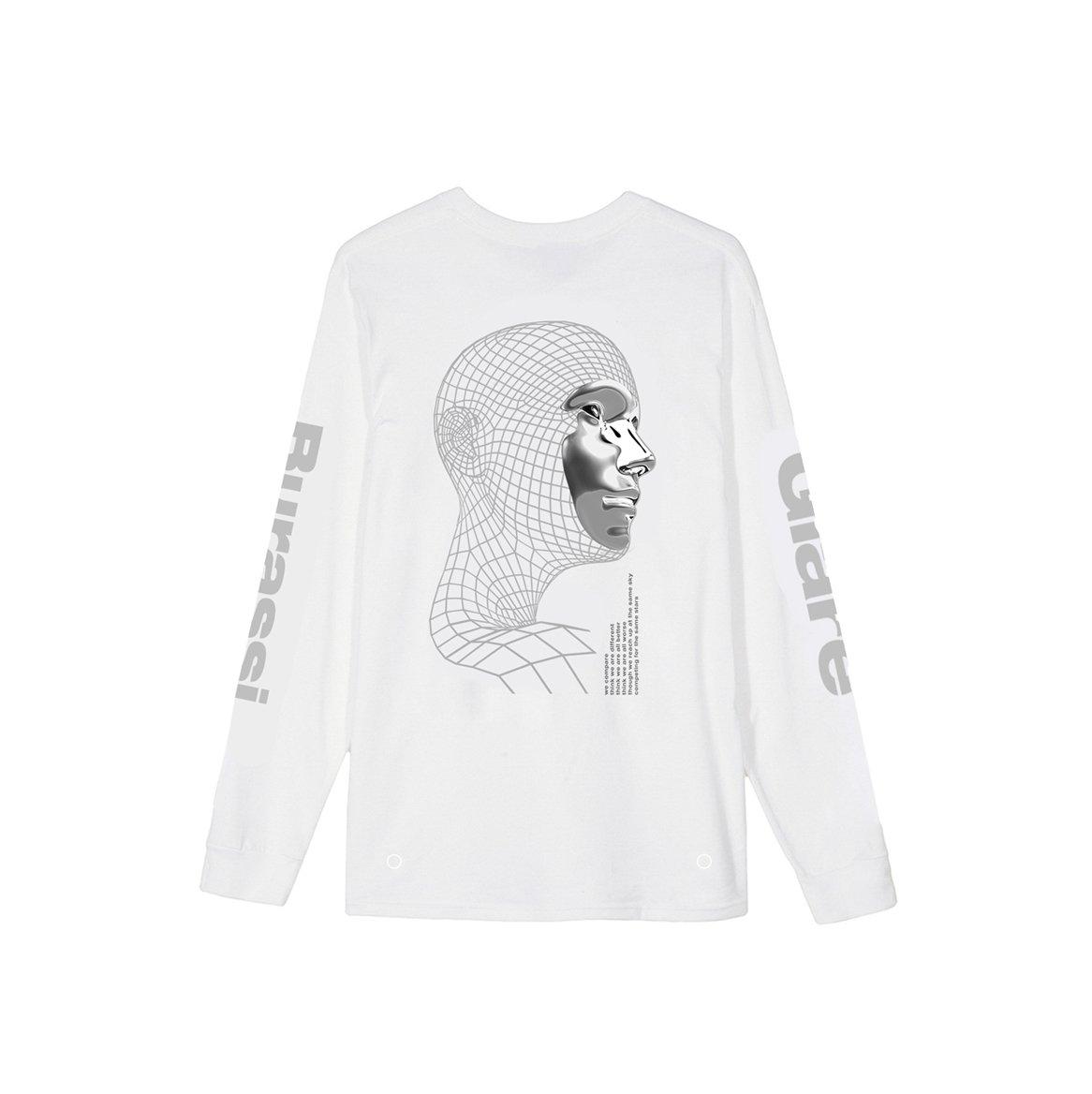 Image of Sample 01: Identity Long Sleeve Shirt