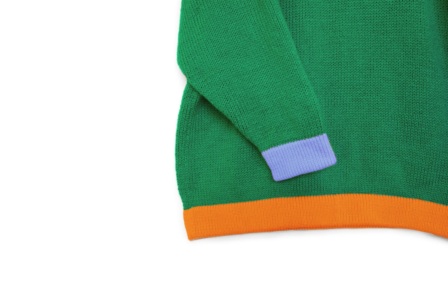 Image of Colour Block - Green