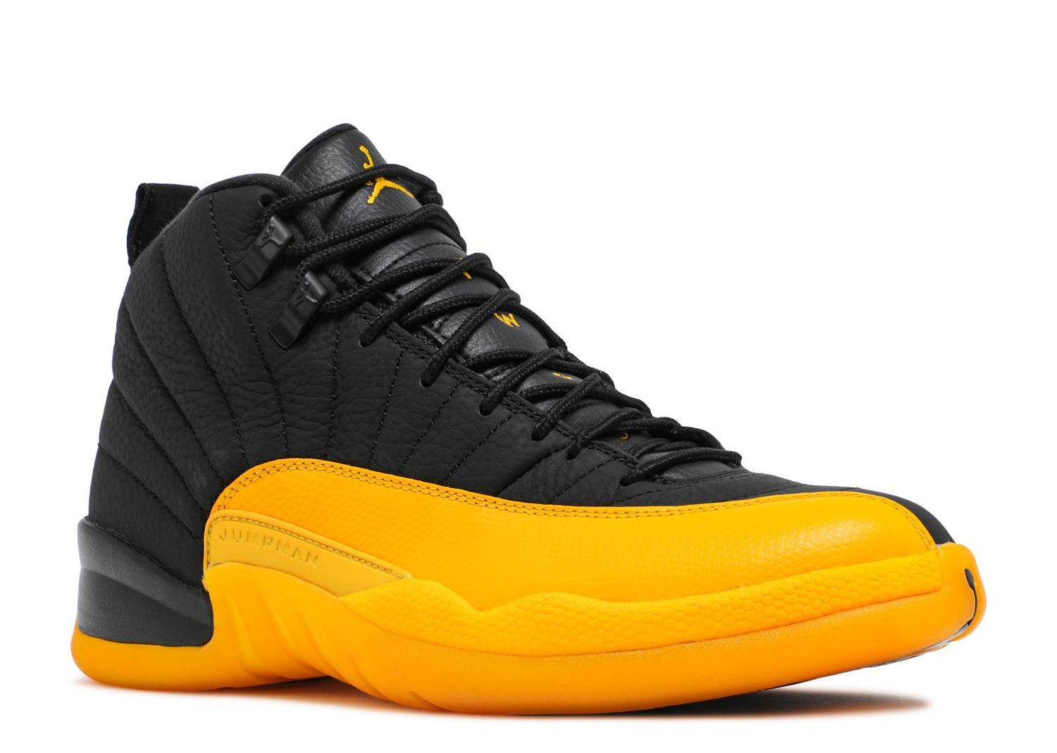 "Image of Nike Retro Air Jordan 12 ""University Gold"" Mens"