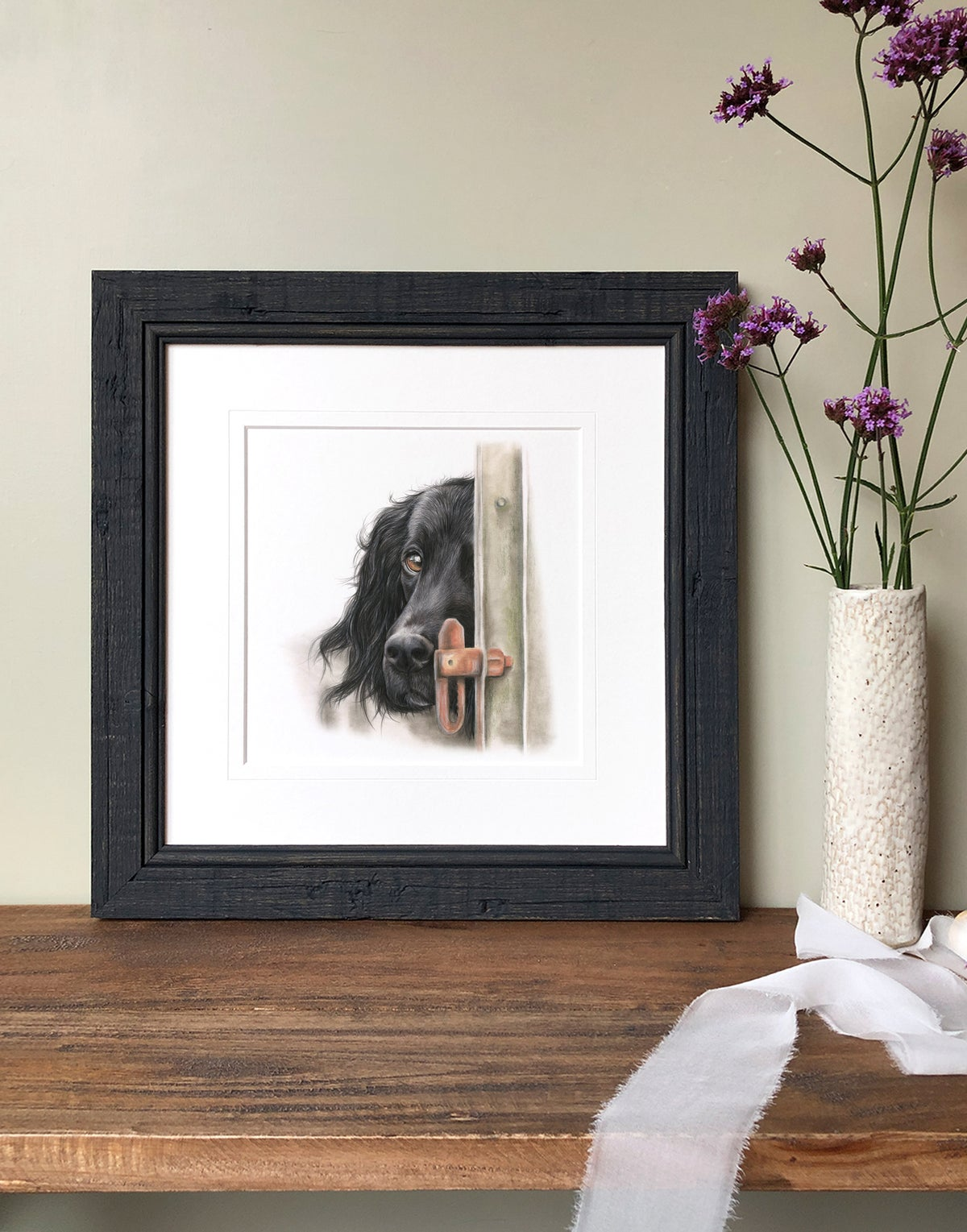 """Image of """"Ready and Waiting"""" Limited Edition Print"""