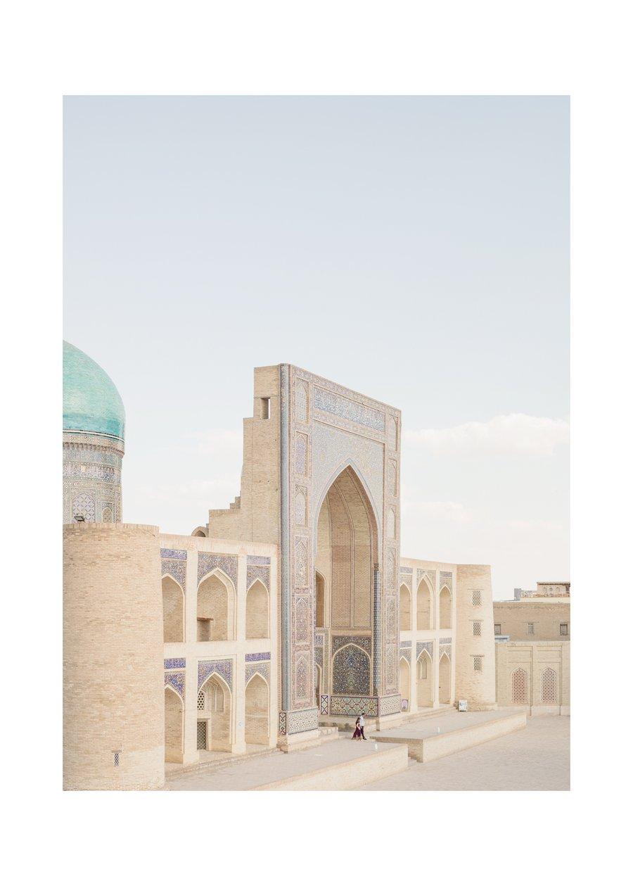 Image of Mir-I-Arab-Madrasa, Bukhara