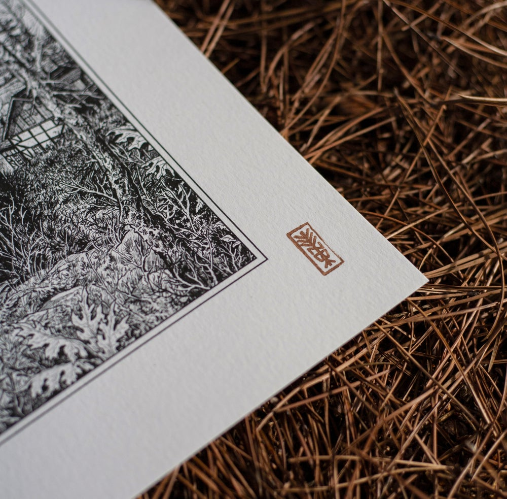 Image of Lord of the Black Twigs · Print