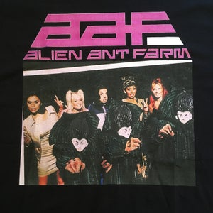 Image of Alien Spice Farm T Shirt