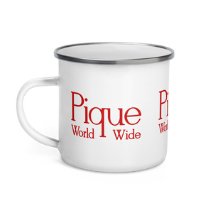 The Pique Worldwide Mug