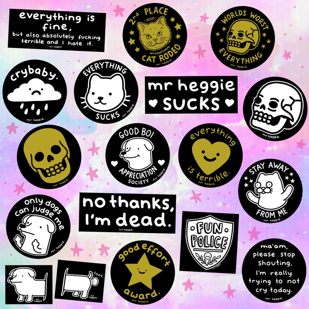 Image of The patches