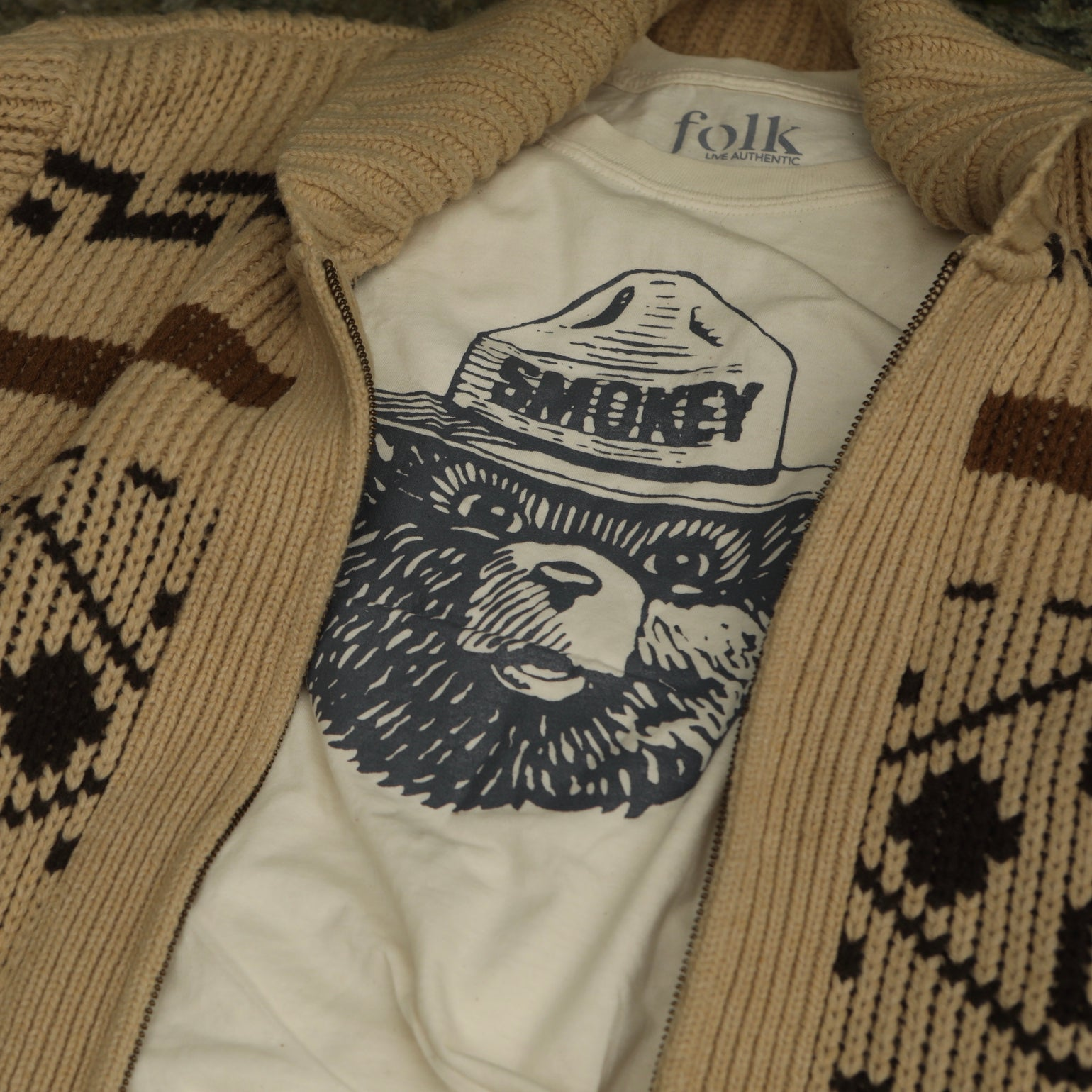 Image of The Smokey Tee