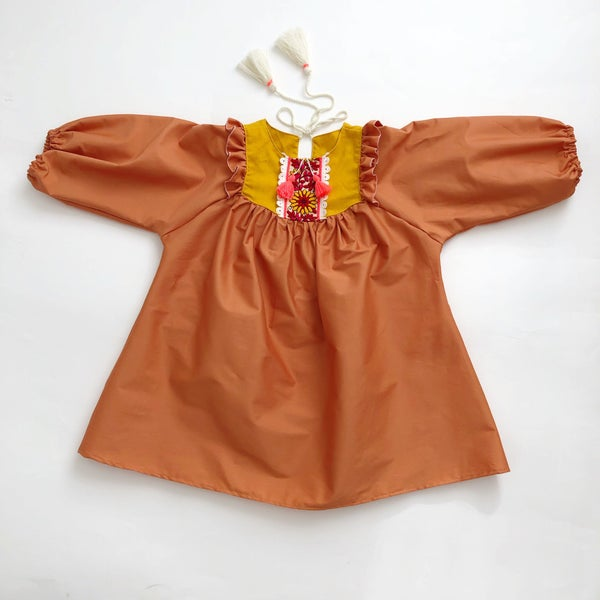 Image of Sienna Tunic Dress