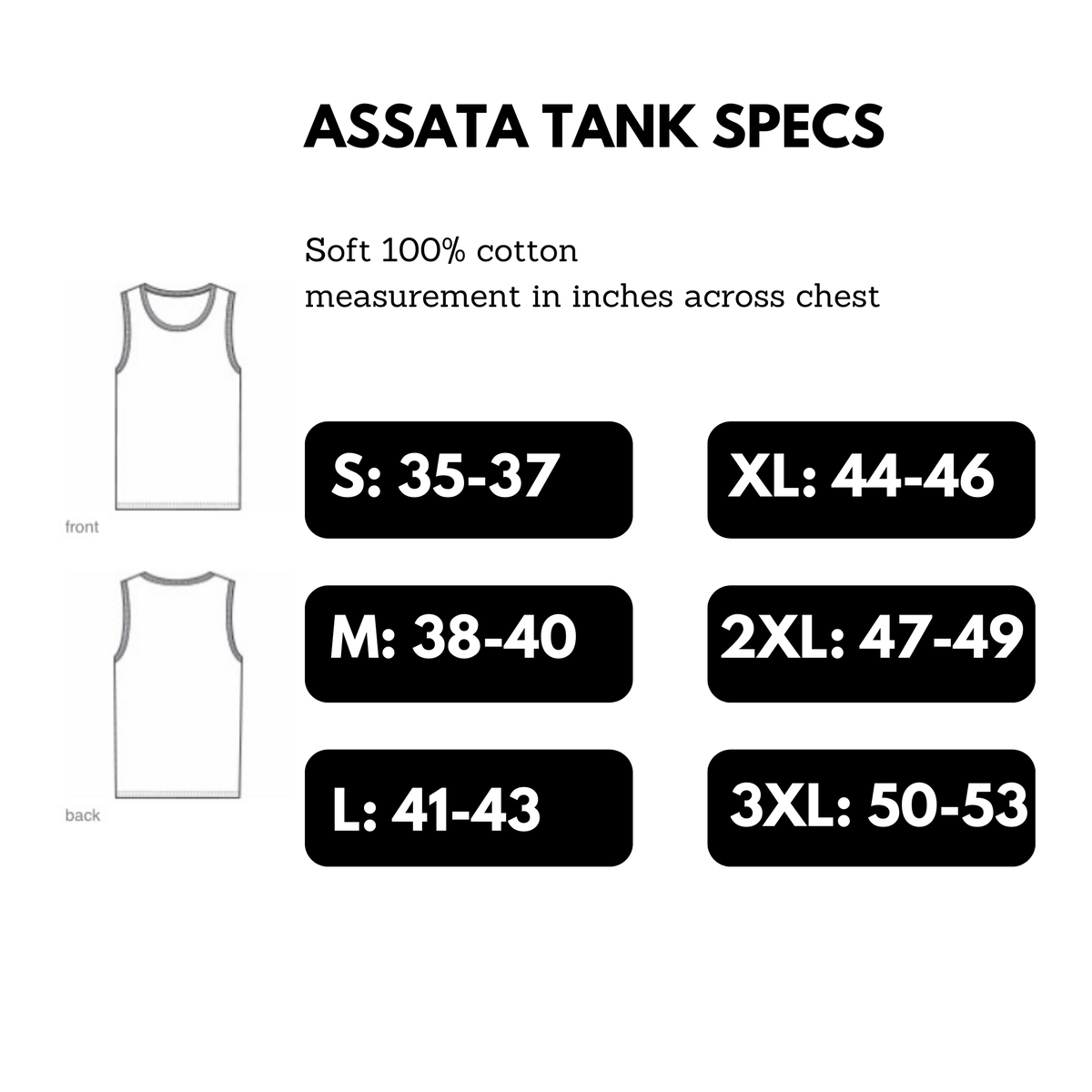 Image of Assata Shakur Periodic Table Tank