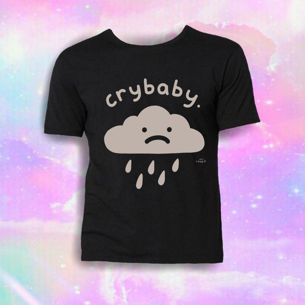 Image of The crybaby shirt