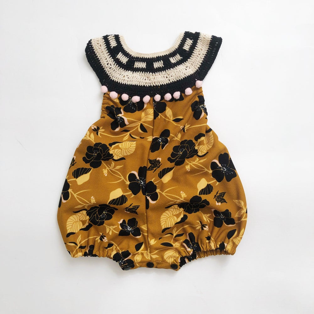 Image of Maddie Bubble Romper