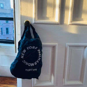 Image of New York Philharmonic Packable Tote Bag
