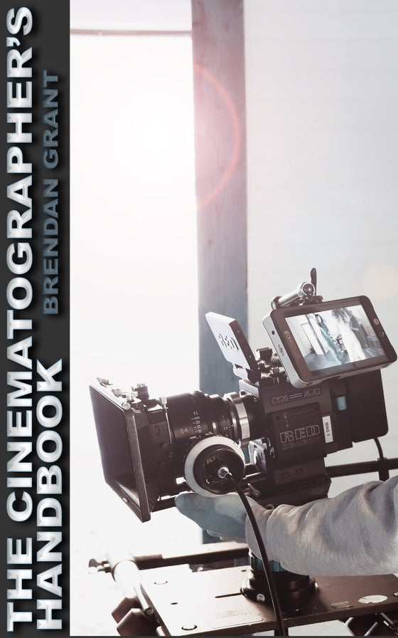 Image of THE CINEMATOGRAPHER'S HANDBOOK