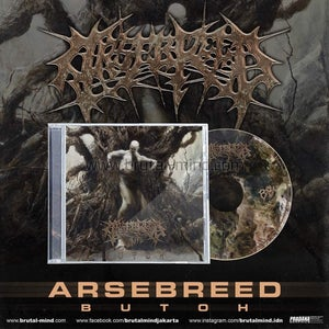 Image of ARSEBREED-BUTOH CD