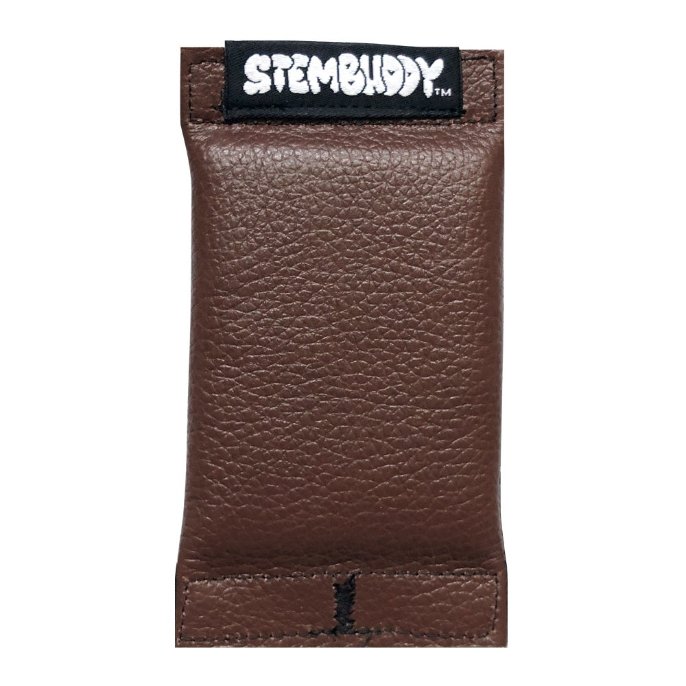 Image of Brown LEATHER STEMBUDDY™