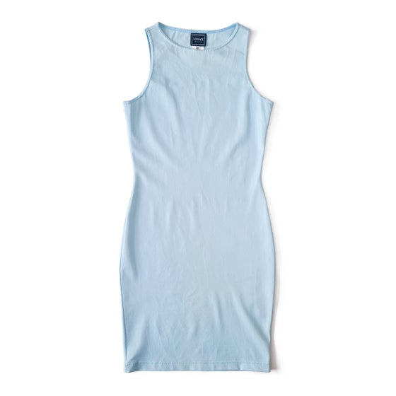 Image of Versace Blue Dress