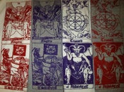 Image of Fingers Crossed - Throne of Judgement