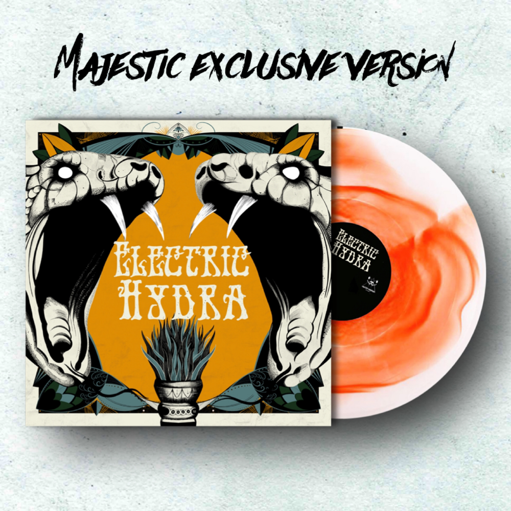 Electric Hydra - S/T  (LIMITED LABEL EXCLUSIVE)