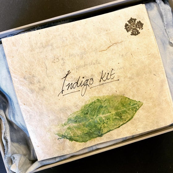 Image of natural dye kit bundle