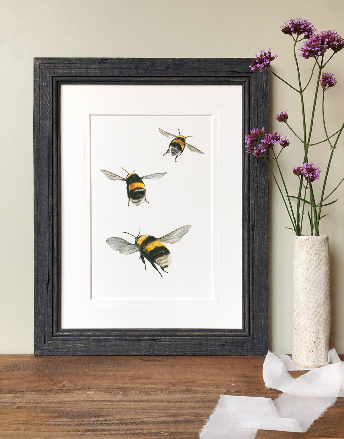 Image of 'Beeutiful' Limited Edition Print