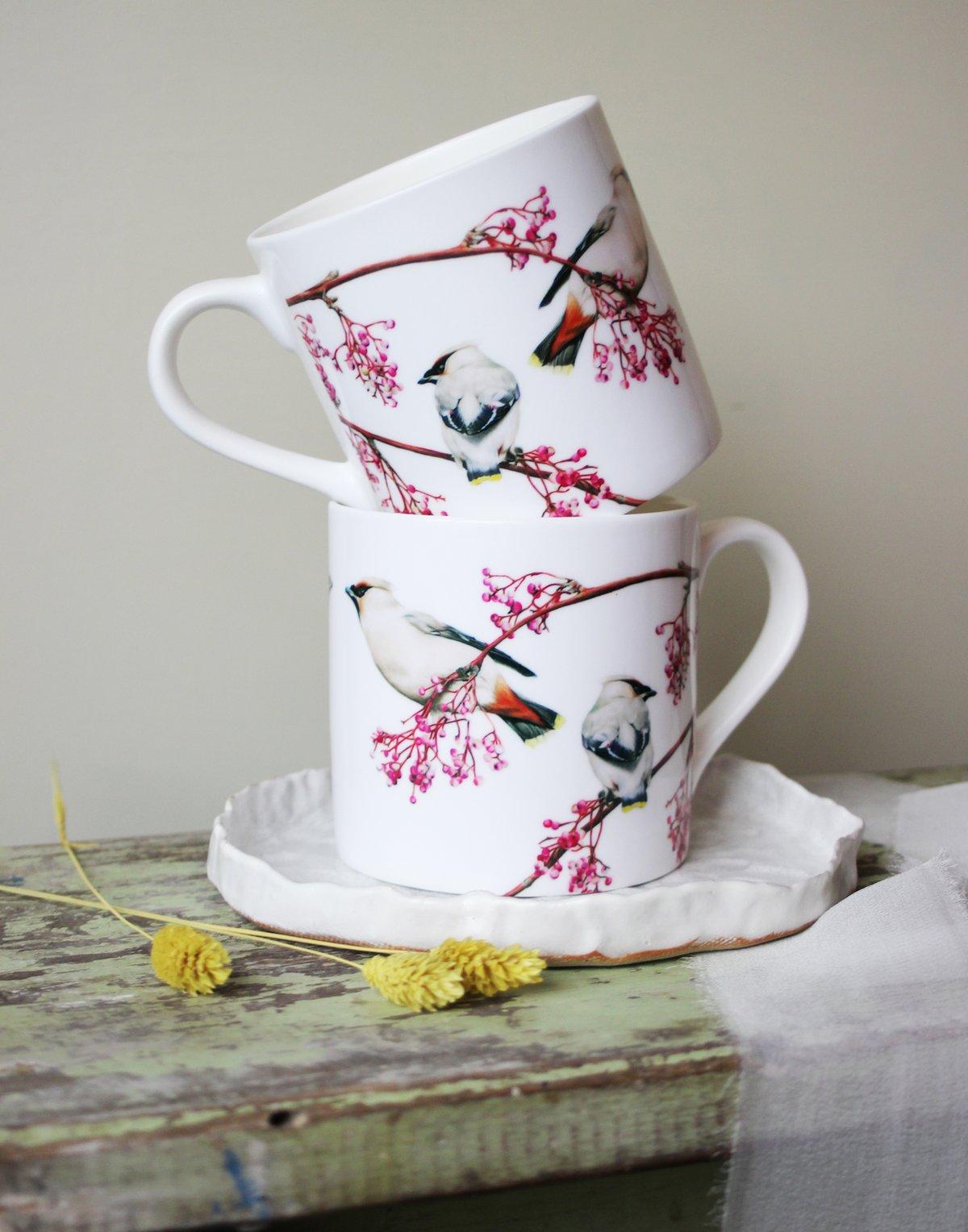 Image of 'Winters Delight' mug