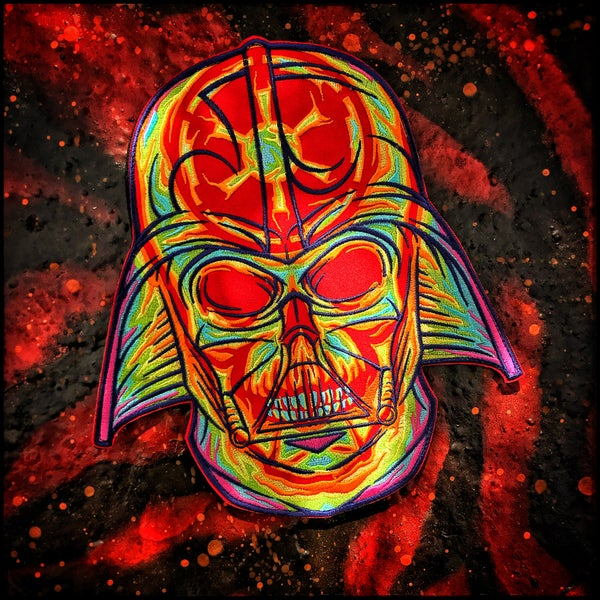 "Image of 5"" Thermalside Vader patch"