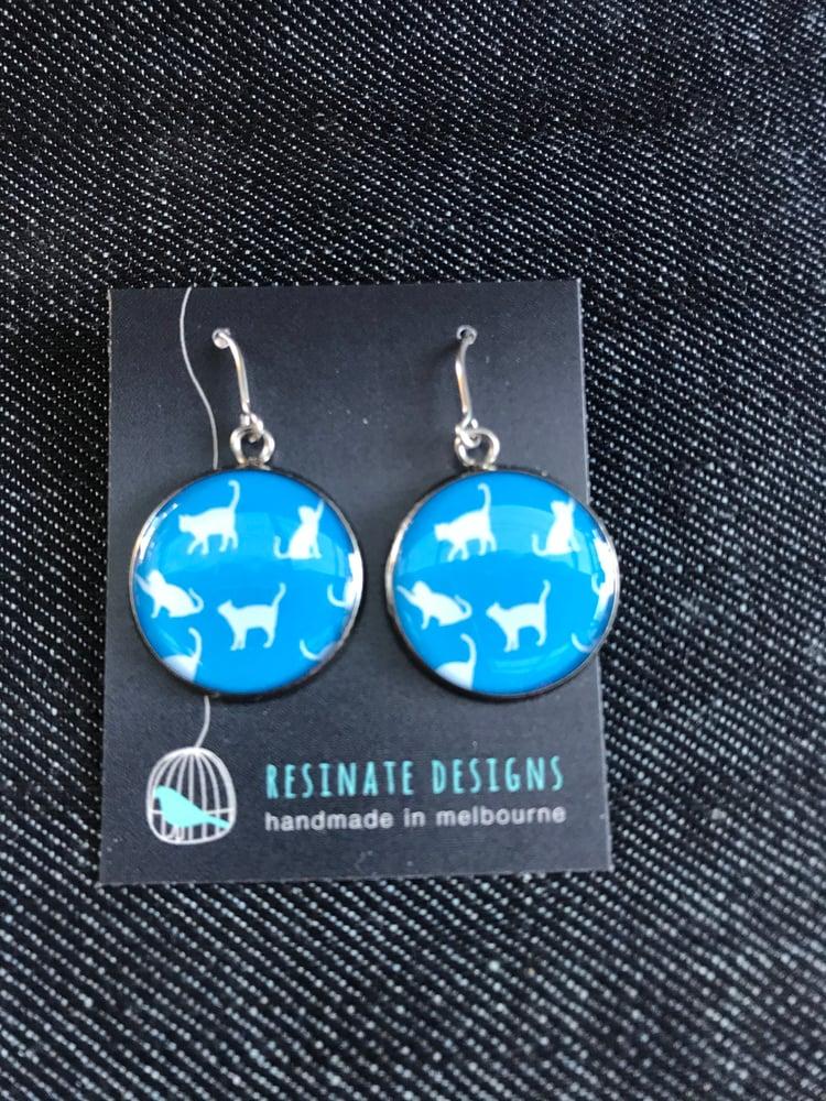 Image of Resinate earrings #5