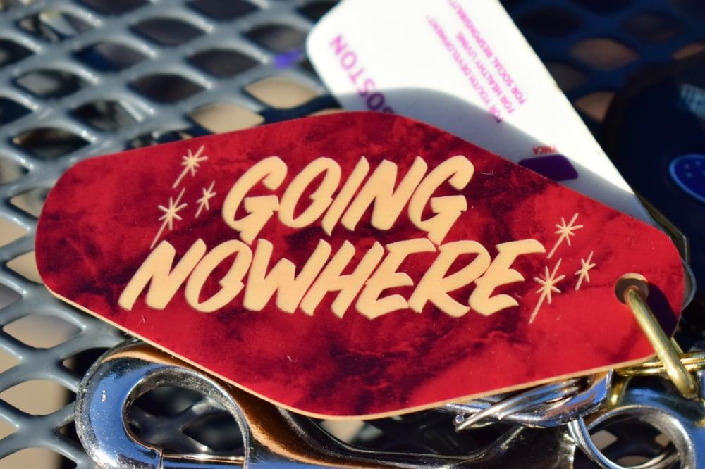 Going Nowhere Keychain