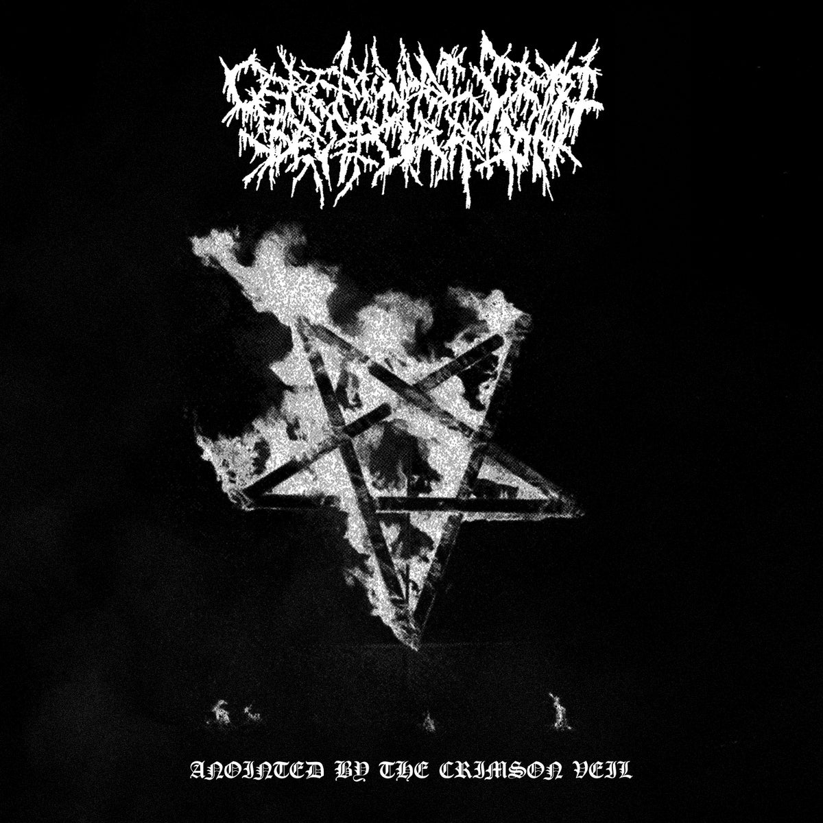 "Ceremonial Crypt Desecration ""Anointed By The Crimson Veil"" 12"""