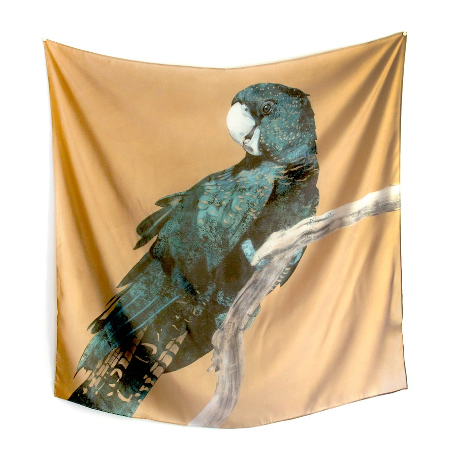 Image of Goldie Silk Scarf