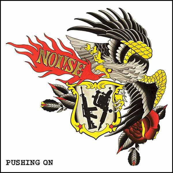 Image of Noi!se - Pushing On LP