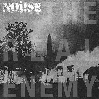 Image of Noi!se - The Real Enemy LP