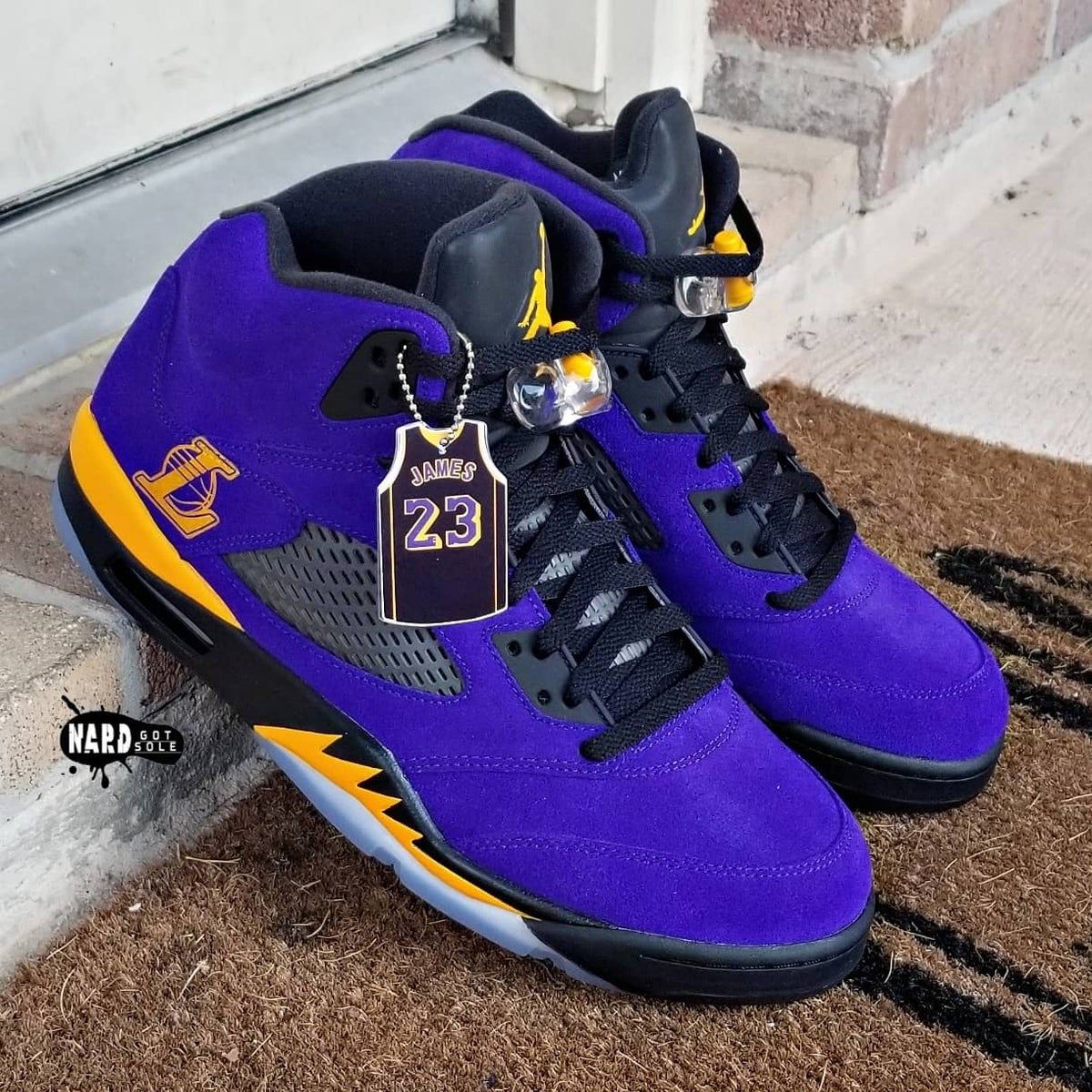 Image of Lakers 5's