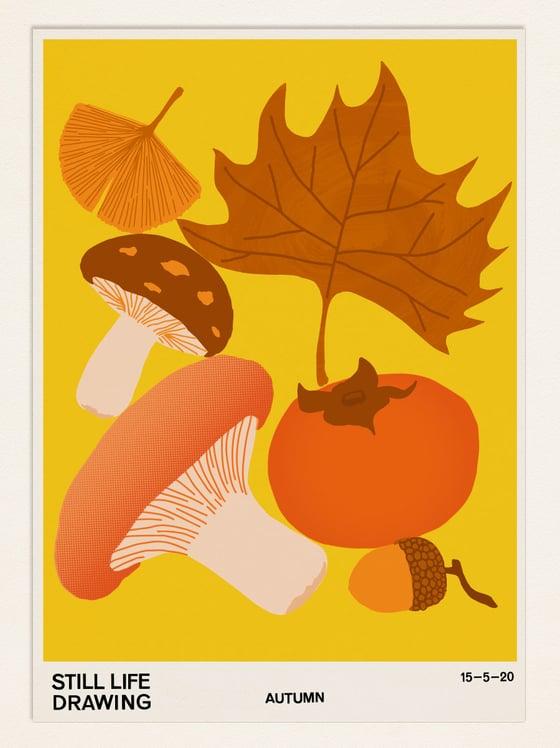 Image of Still Life Poster – Autumn