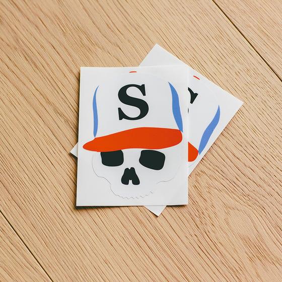 Image of Skulls r/b