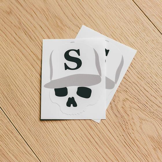 Image of Skulls g/w
