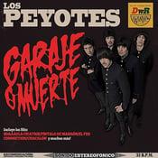 Image of LP. Los Peyotes : Garaje O Muerte.  Gatefold edition.