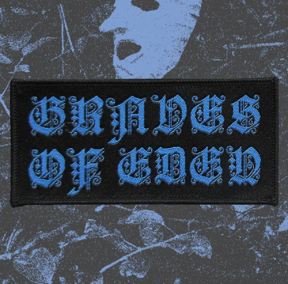 Graves Of Eden 'Exile & Artifice' Pro-tape + Patch