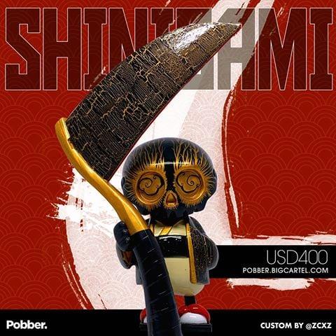 Image of Shinigami Custom by Zan