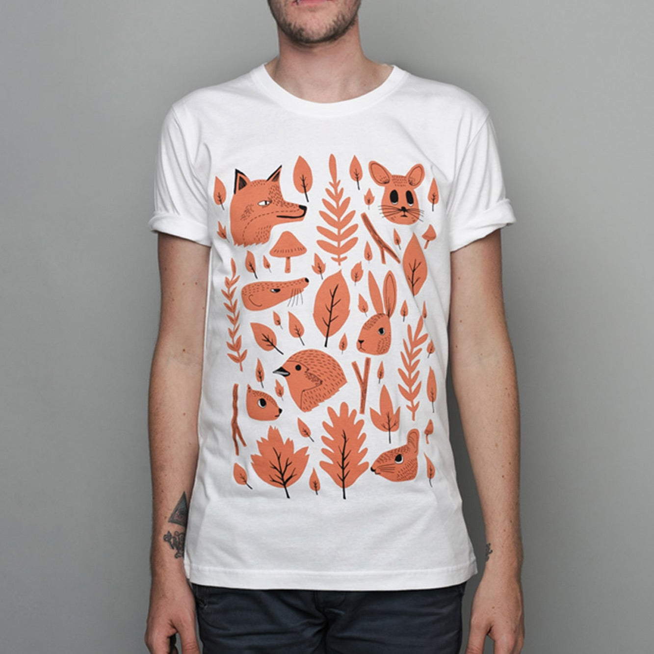 Image of Woodland Critters Tee