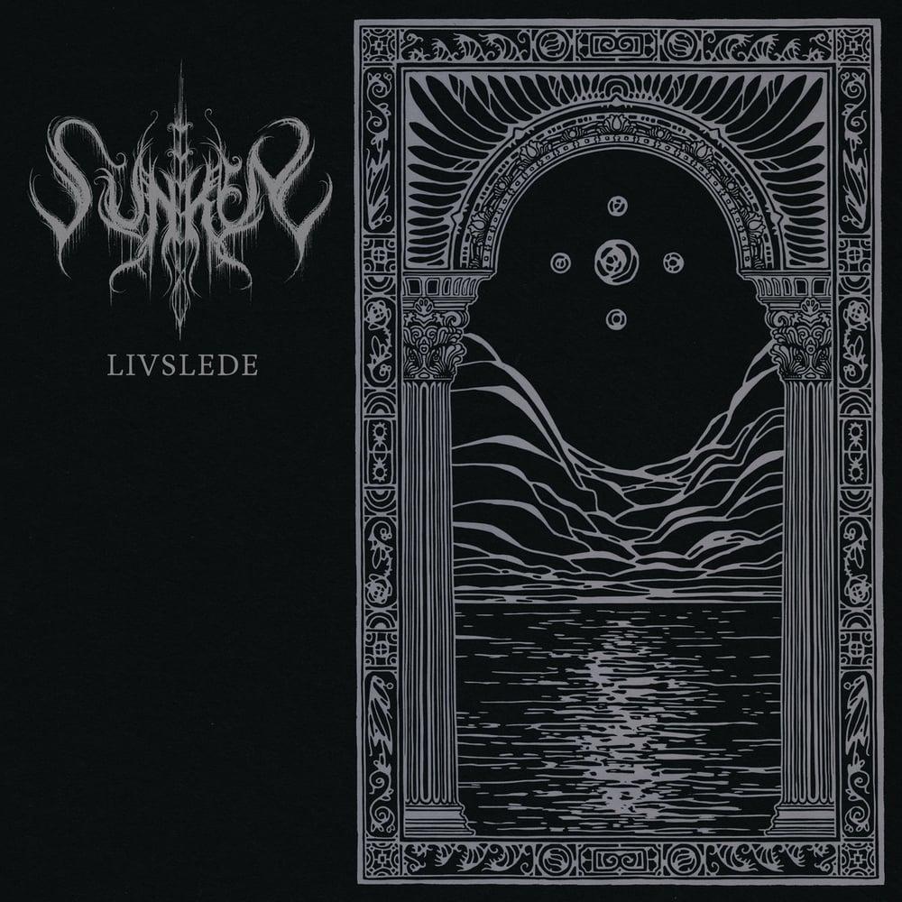 """Image of SUNKEN """"livslede"""" CD"""