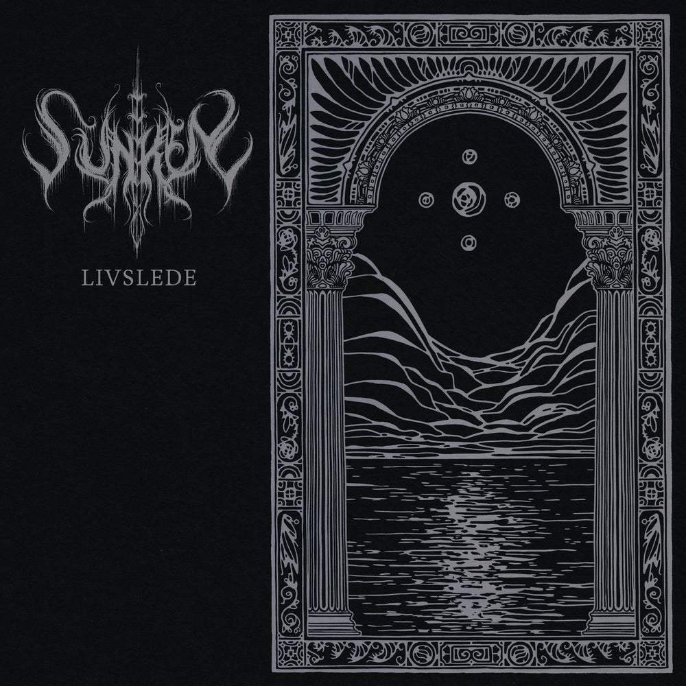 "Image of SUNKEN ""livslede"" LP"