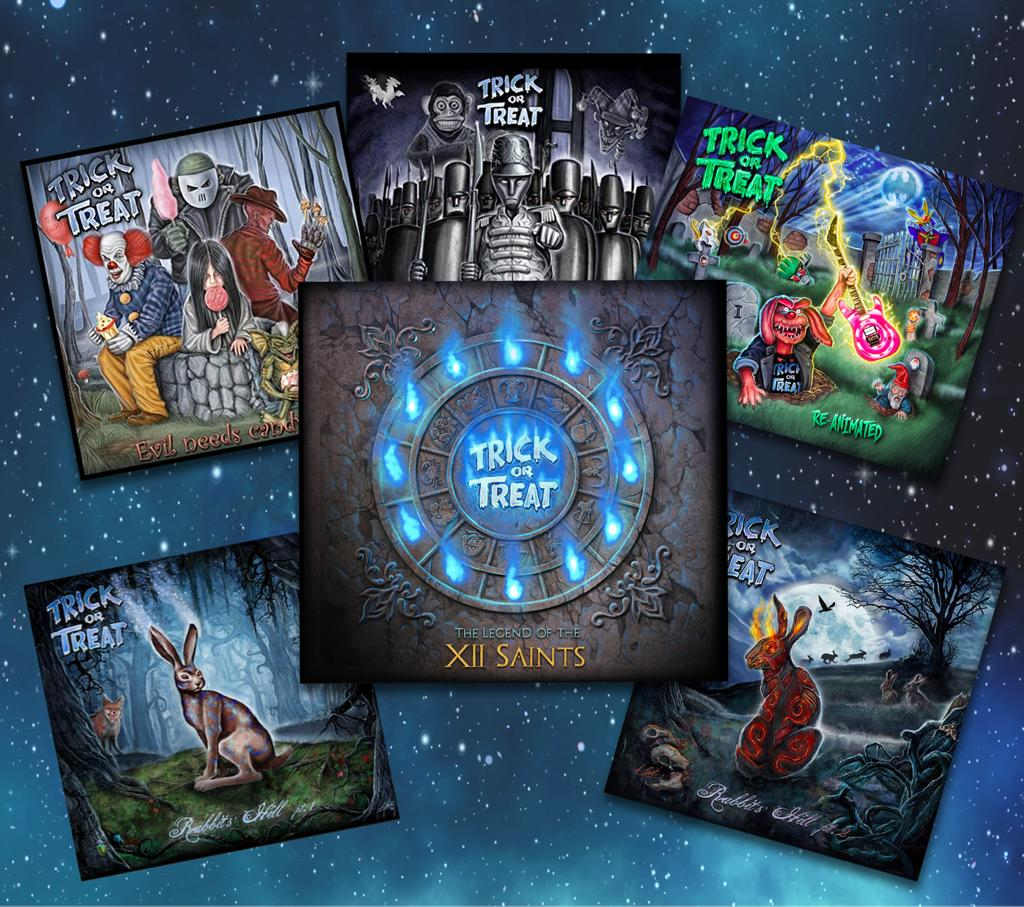 Image of TRICK OR TREAT albums