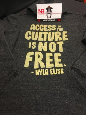 "Image of ""ACCESS"" Hoodie"