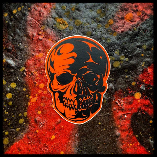 Image of Skully sticker