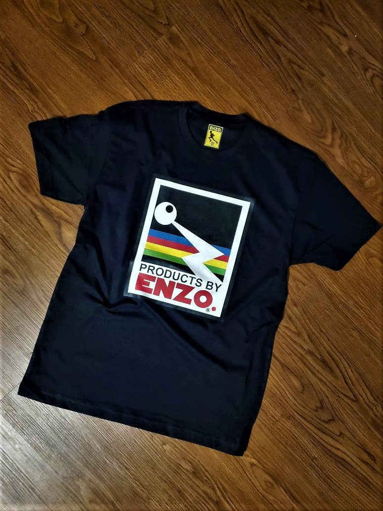 Image of Products by Enzo Crewneck (Enzo Blk)