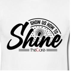 Shine T-Shirt White