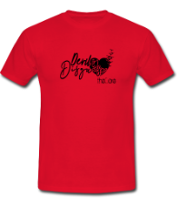 Devil in Disguise T-Shirt in Red