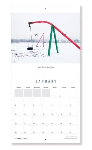 Out Of The Ordinary 2021 Calendar - Iain Sarjeant